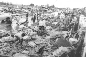 Tornado San Justo