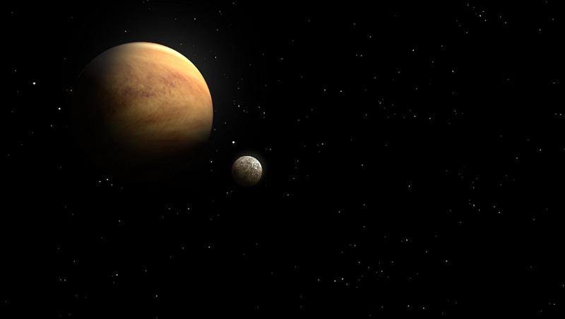 Venus -Mercurio