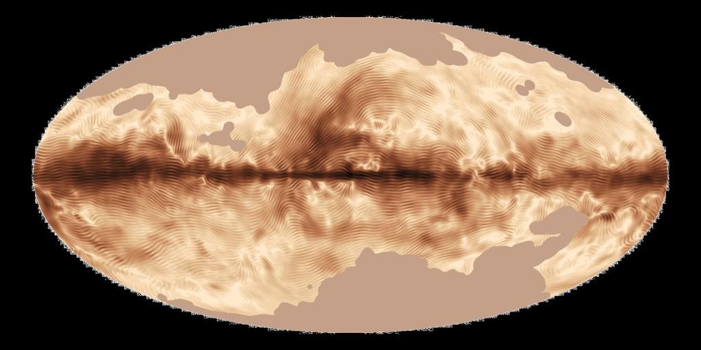 Campo de la Vía Láctea