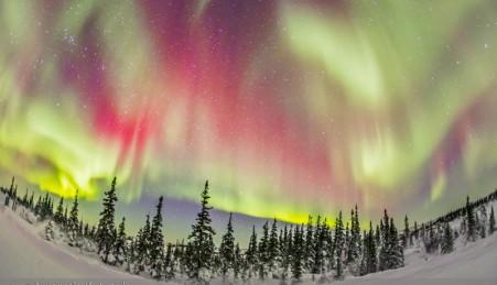 Ultrawide Aurora #5 - Feb 21, 2015