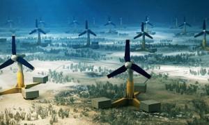 Mar y la energia mareomotriz