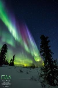 Auroras del 18 de marzo 2