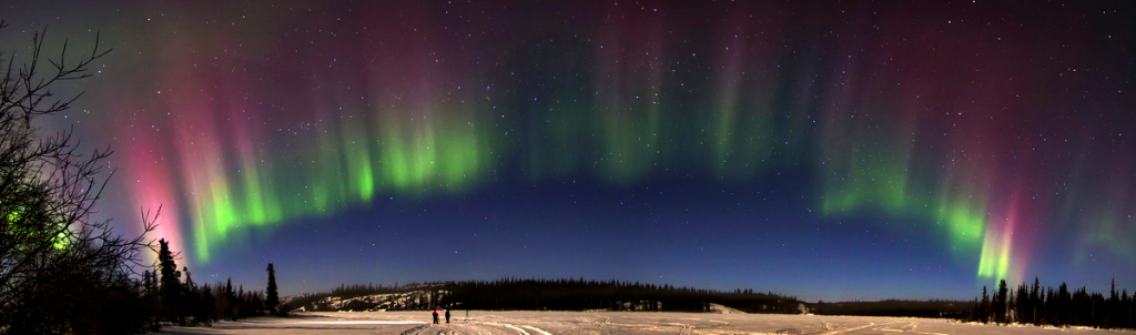 Auroras en el Artico 2