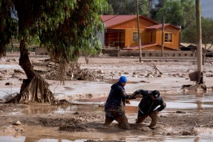 Chile en emergencia
