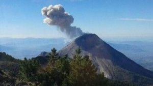 Colima-Volcan