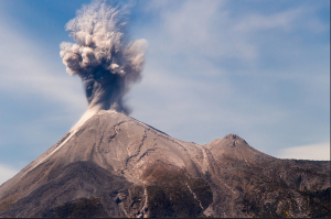 Colima volcan 1