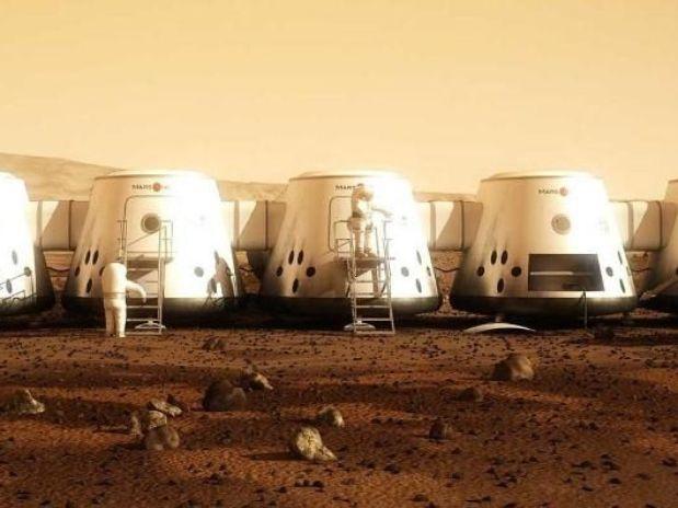 Colonizando Marte