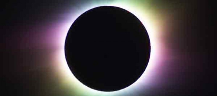 Eropa eclipse de Sol