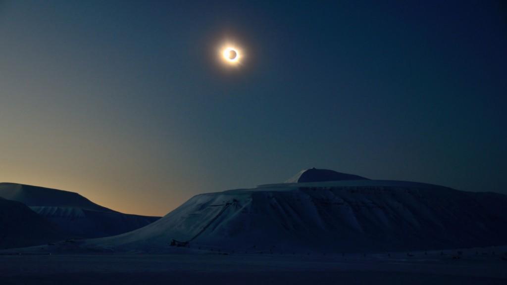 Foto 1 del eclipse
