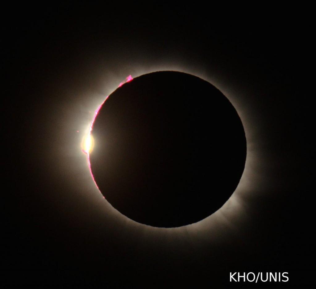 Foto 2 del eclipse