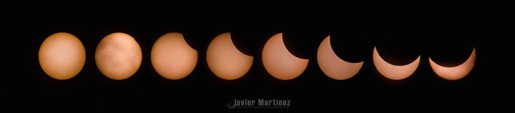 Foto eclipse
