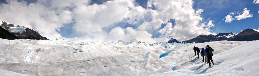 Frio antartico