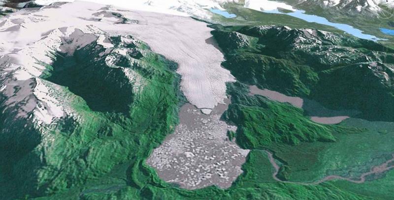 Imagen de Glaciar