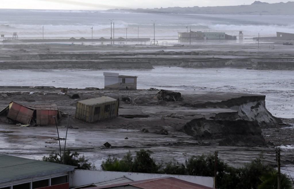 Inundacion en Chile 3