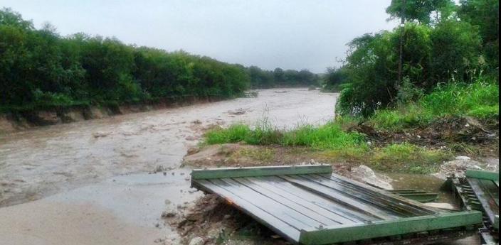 Inundacion en Cordoba