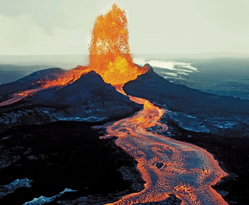 Erupciones volcanicas | nuestroclima.com