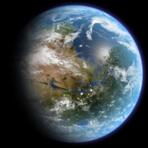 Marte-terraformado
