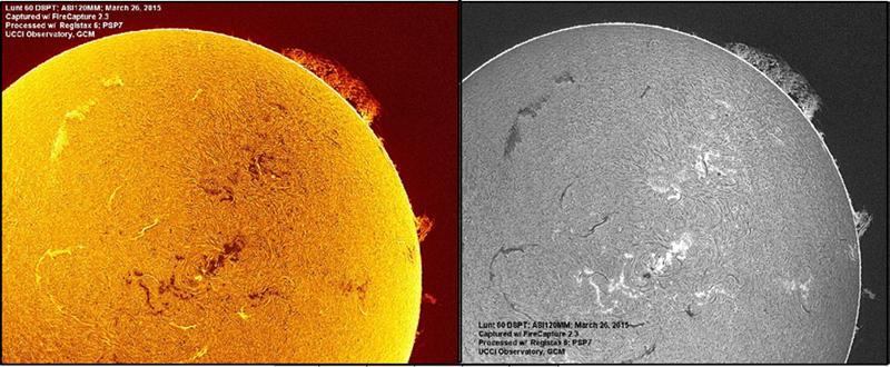 Plasma solar 1