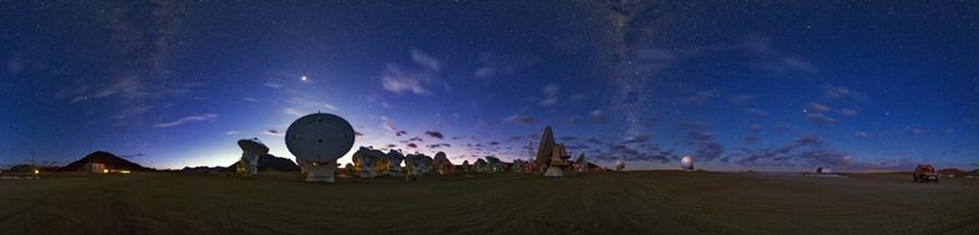 Prese astronomia
