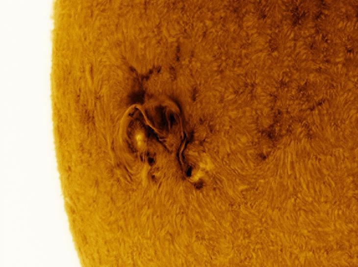 Sol activo