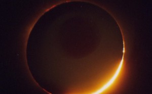 Sol eclipsado
