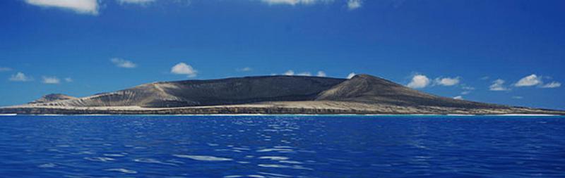Submarino volcan