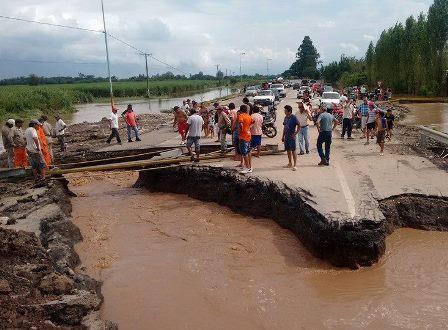 Tucuman inundado