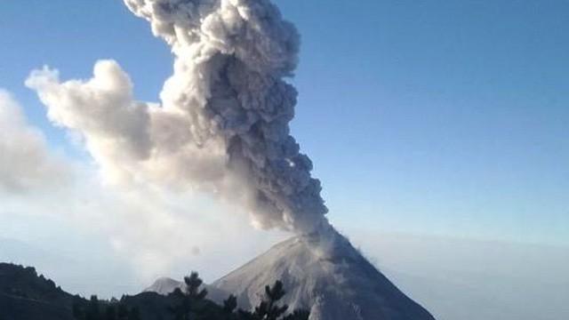 Volcan del Fuego