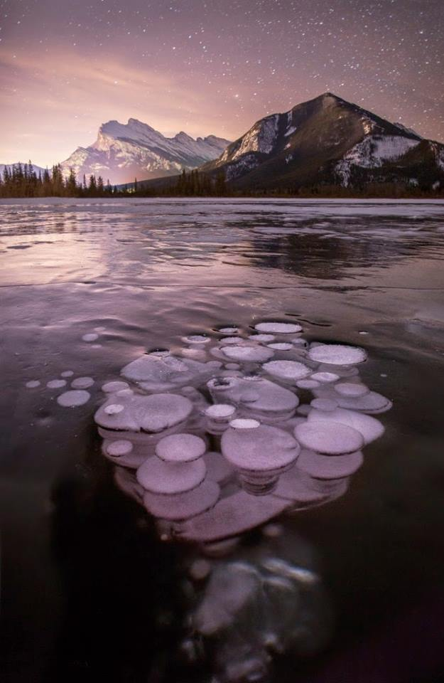Burbujas bajo el lago - copia