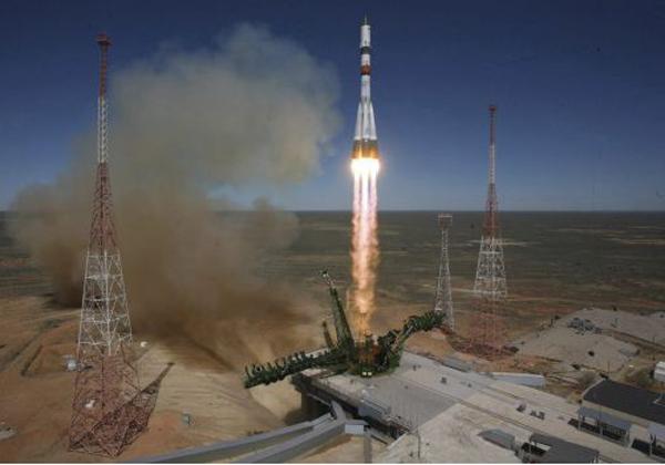 Carguero espacial Ruso