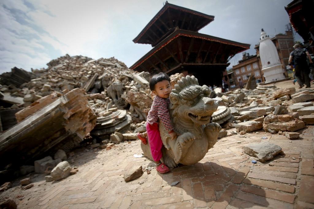 Desastre en Nepal 2