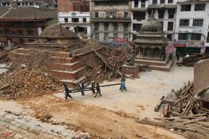 Desastre en Nepal 4