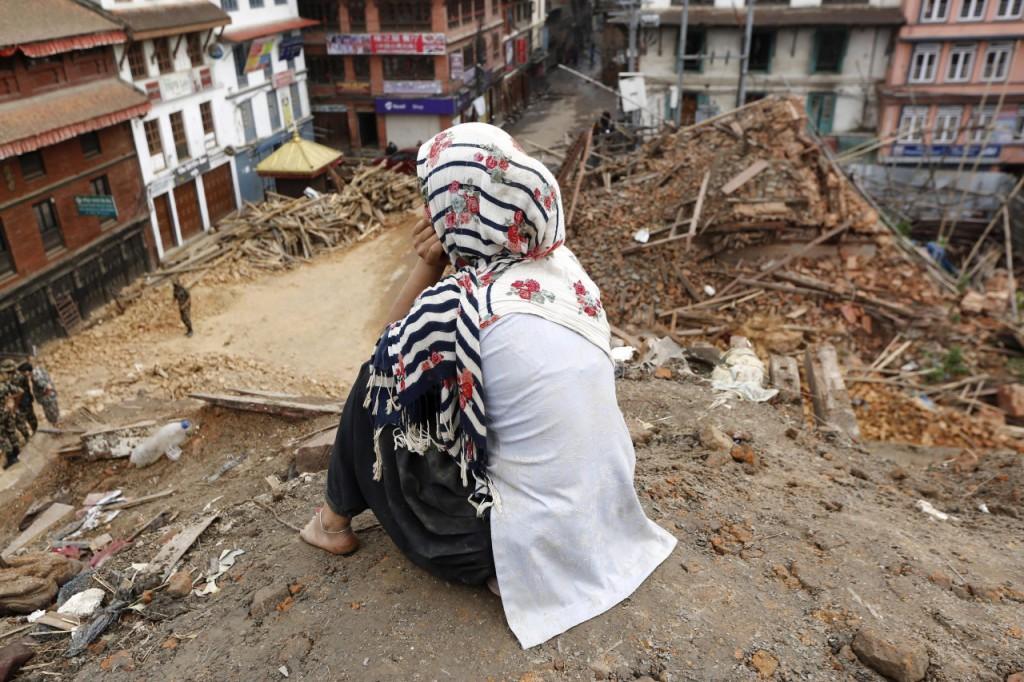 Desastre en Nepal 5