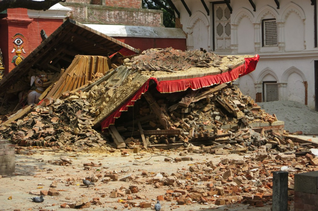 Desastre en Nepal 6