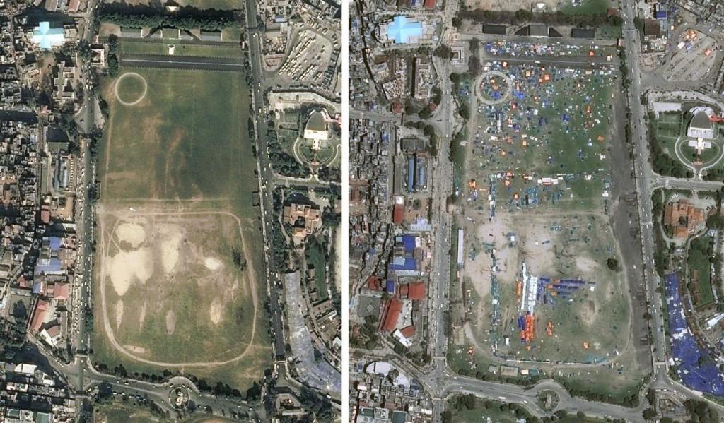 Desastre en Nepal 7