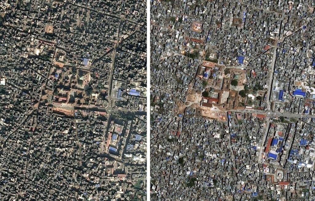 Desastre en Nepal 8