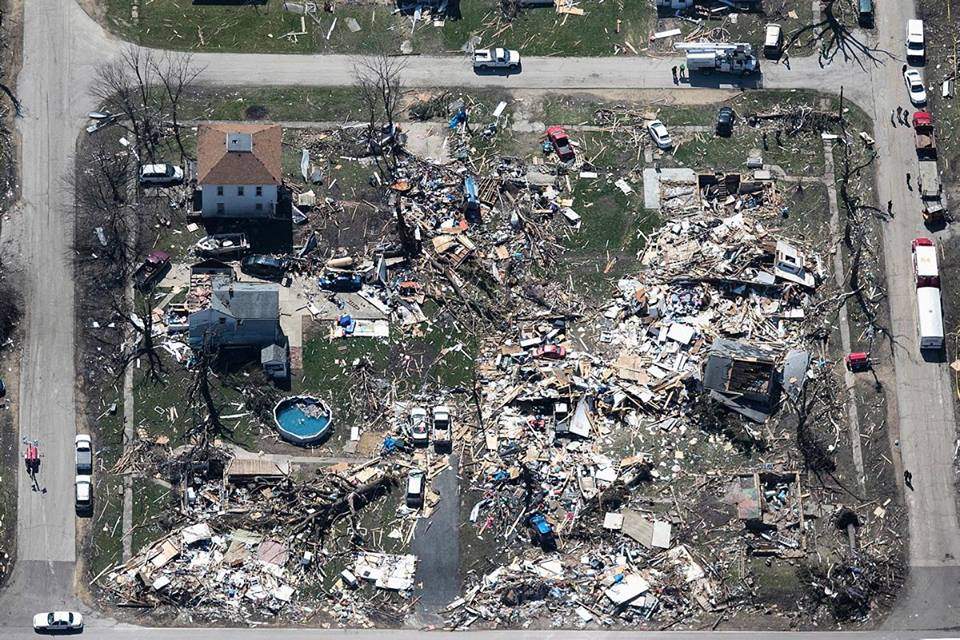 El paso del Tornado