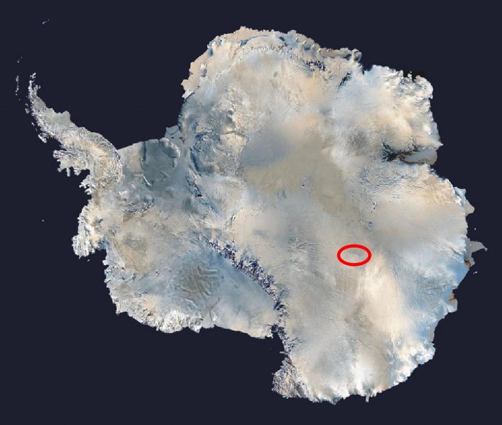 Estacion antartica
