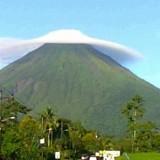 Lneticular sobre el volcan 2