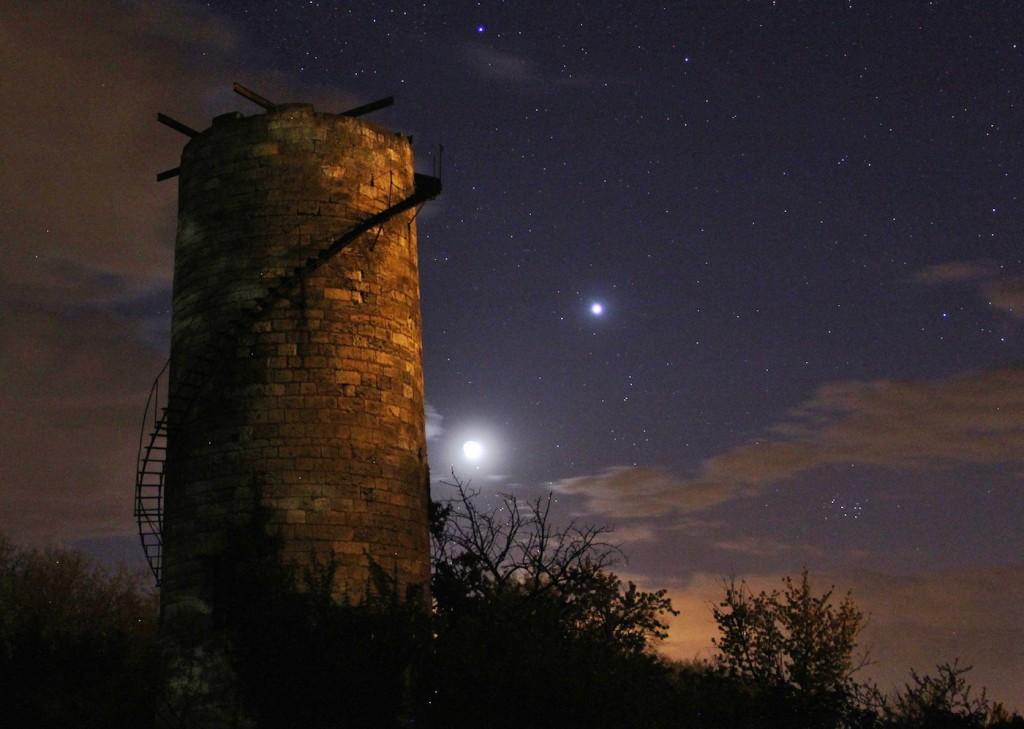 Luna y Aldebaran 3