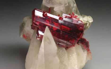 Minerales vistosos