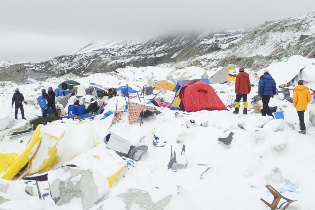 Nepal desastre