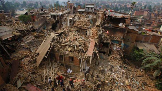 Nepal sismo A