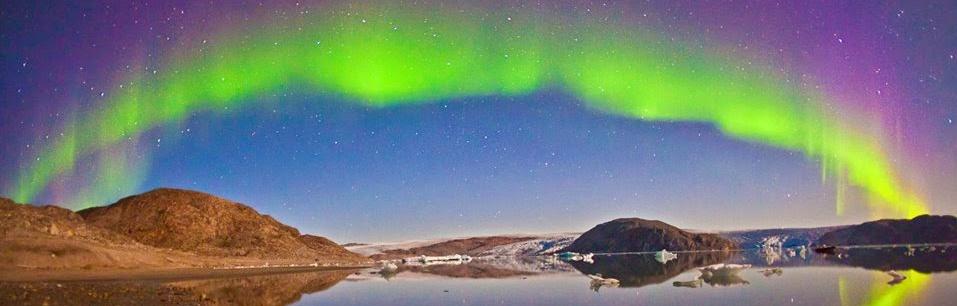 Auroras en Islandia 5