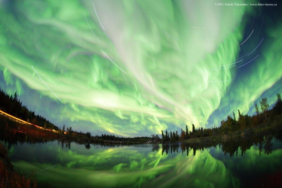 Auroras en islandia 3