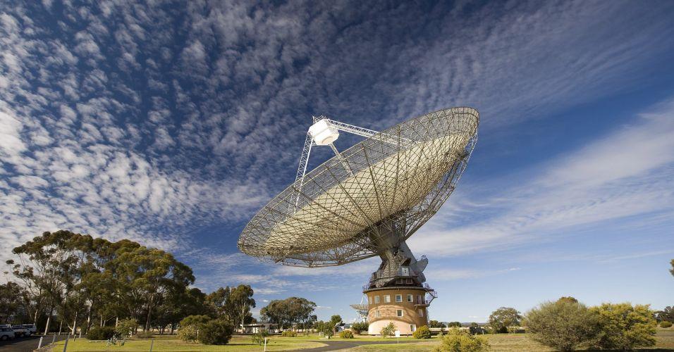 El telescopio Parkes