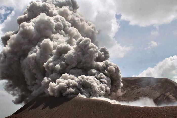Explosion del Telica