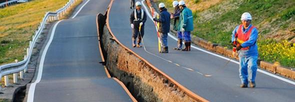 Fallas tectonicas