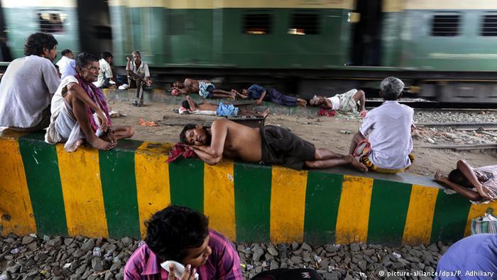 India con ola de Calor