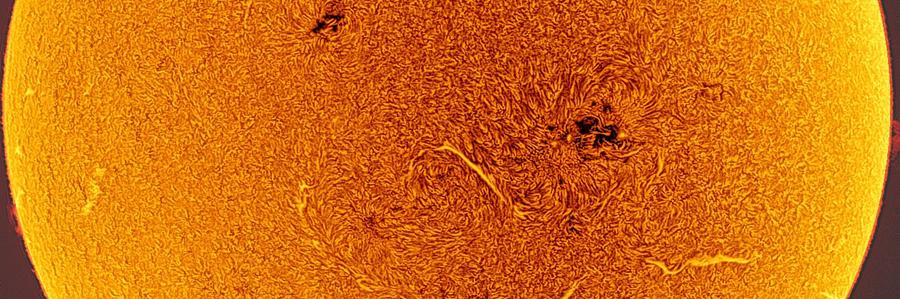 Mapnchas solares